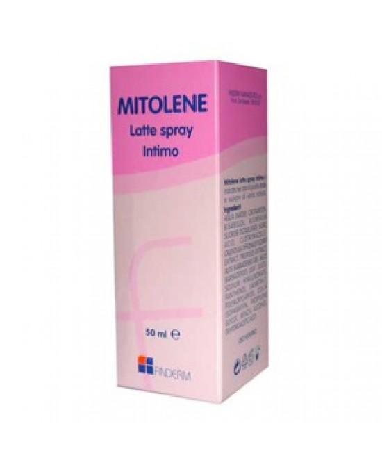 Linker Mitolene Latte Spray 50ml - Zfarmacia