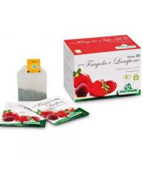Infuso Fragola/lampone 20bust - Farmacia 33