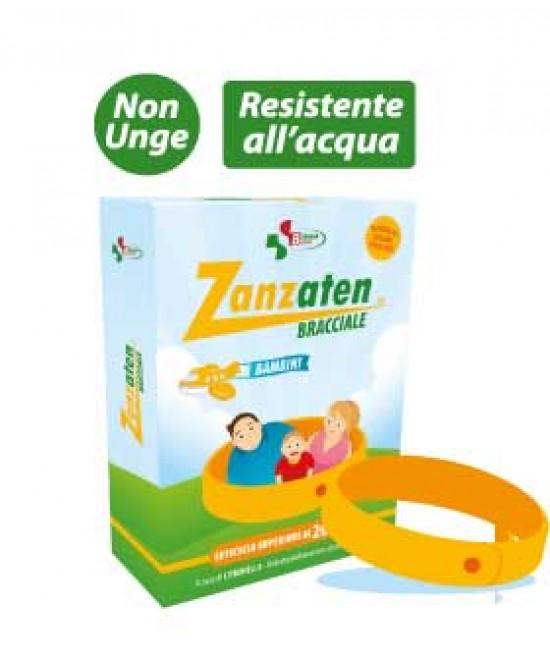 Zanzaten Bracciale Per Bambini 1 Pezzo - FARMAEMPORIO