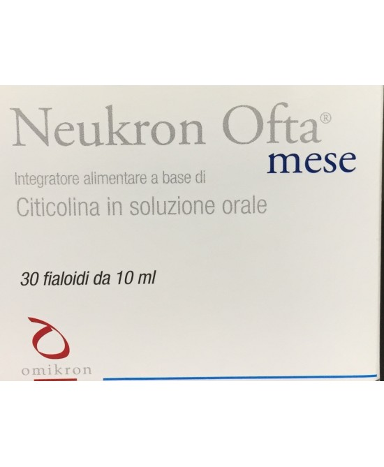 Neukron Ofta Mese 30fl 10ml - farma-store.it