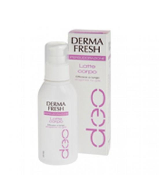 Dermafresh Deodorante Ipersudorazione Latte Corpo 100ml - Farmacia 33