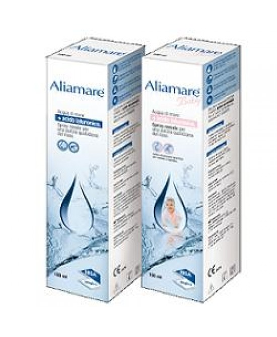 Aliamare Baby Spray 100ml - FARMAEMPORIO