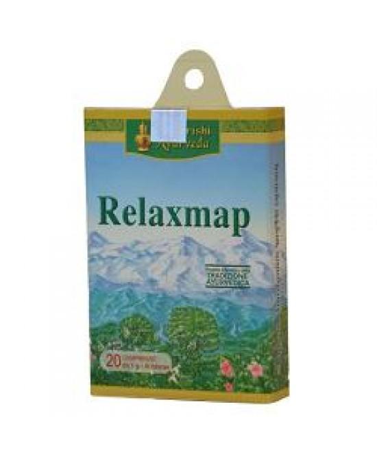 Relaxmap 20cpr - Farmacia 33