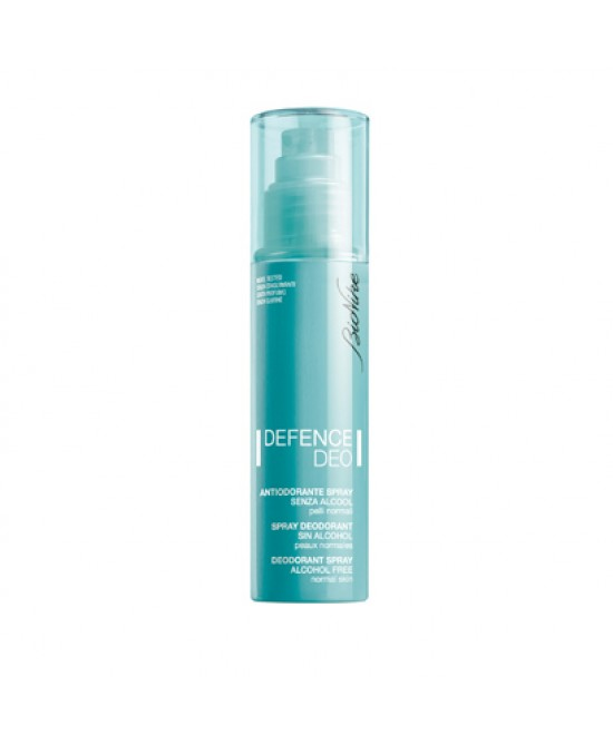 BioNike Defence Deo Antiodorante Spray 100ml - Farmacento