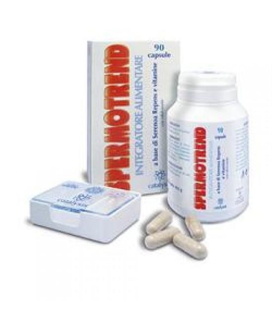 Spermotrend 90cps - La tua farmacia online