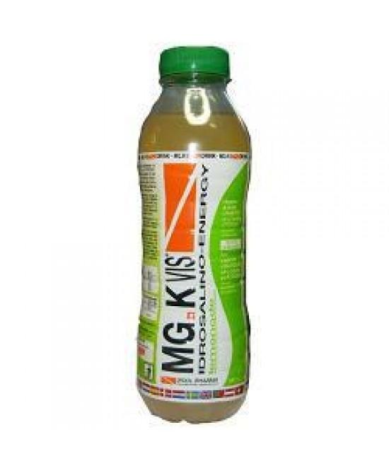 MGK Vis Lemonade Bevanda Energetica 500 ml - La tua farmacia online