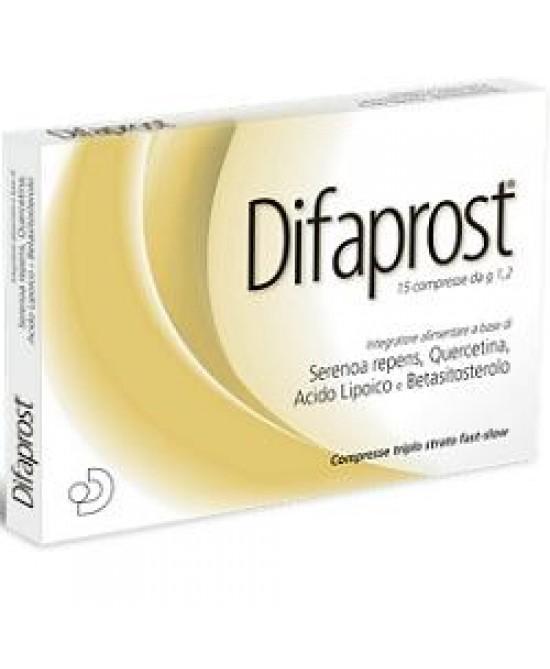 Difaprost Integratore 15cpr - Farmastar.it