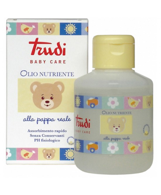 Trudy Baby Care Olio Nutriente - FARMAEMPORIO