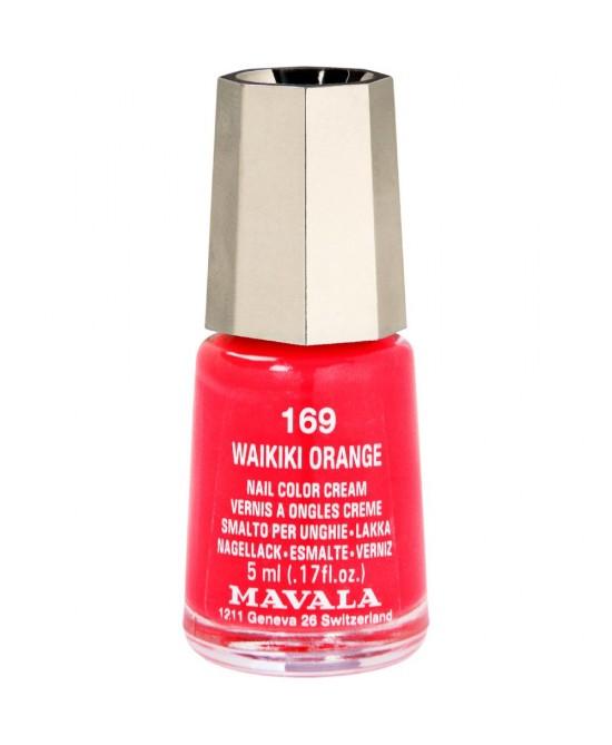 Mavala Mini Color Smalto 169 Waikiki Orange 5ml - Zfarmacia 0ed65de12c9