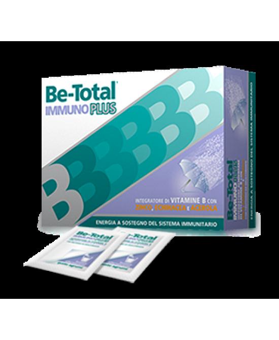 BeTotal Immuno Plus Integratore Alimentare 14 Bustine - Zfarmacia