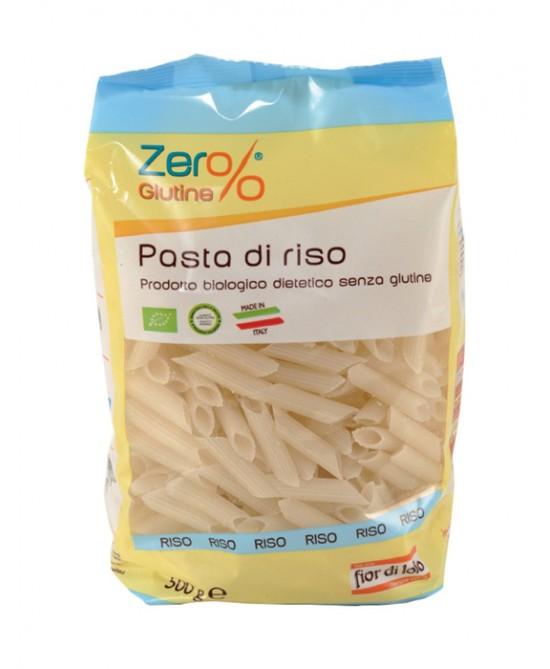 Zero% Glutine Penne Di Riso Biologico 500g - FARMAEMPORIO