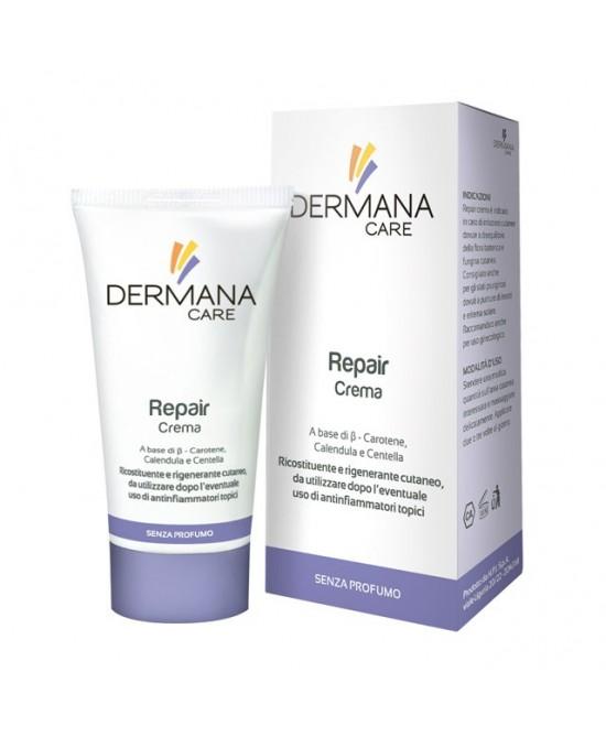 Dermana Care Repair Crema 50ml - Farmacento