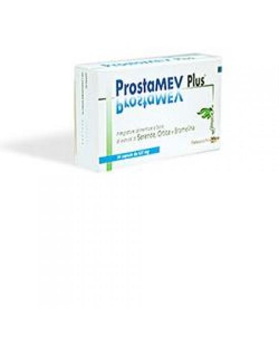 Prostamev Plus 30cps Molli - Farmabravo.it