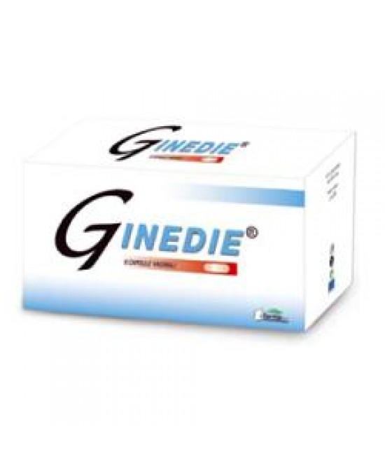 Ginedie Capsule Vaginali 8pz - Farmawing