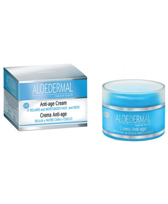 Esi Aloedermal Crema Anti-Age 50ml - Parafarmaciabenessere.it