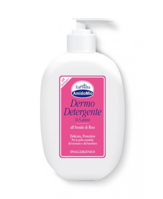 EuPhidra AmidoMio Dermo Detergente 0-5 Anni 400ml - Zfarmacia