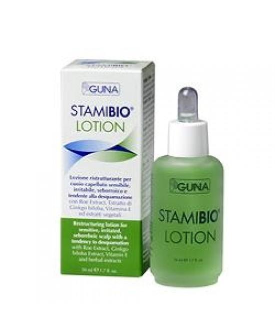 Stamibio Lotion Cuoio Cap 50ml - La tua farmacia online