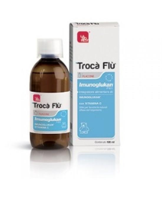 Troca Flu Sciroppo Imunoglukan - Farmacia 33
