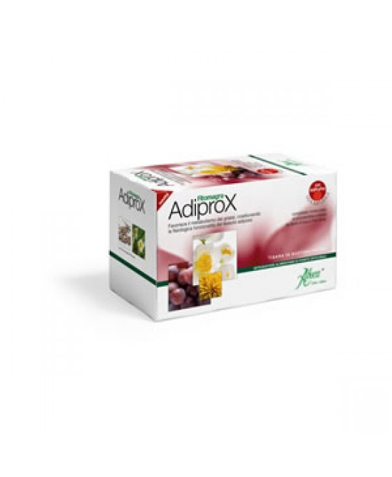 Aboca Fitomagra Adiprox Tisana 20 Bustine Da 2g - Farmastar.it