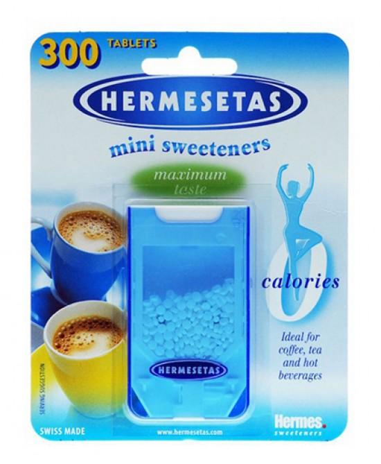 Hermesetas Dolcificante 300 Compresse - Farmacento