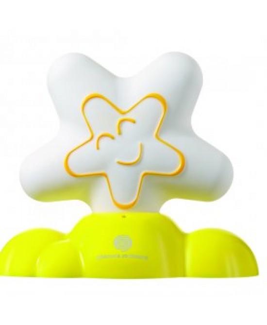 Quaranta Settimane Babylamp Lampada Notturna Portatile Colore Giallo - Farmamille