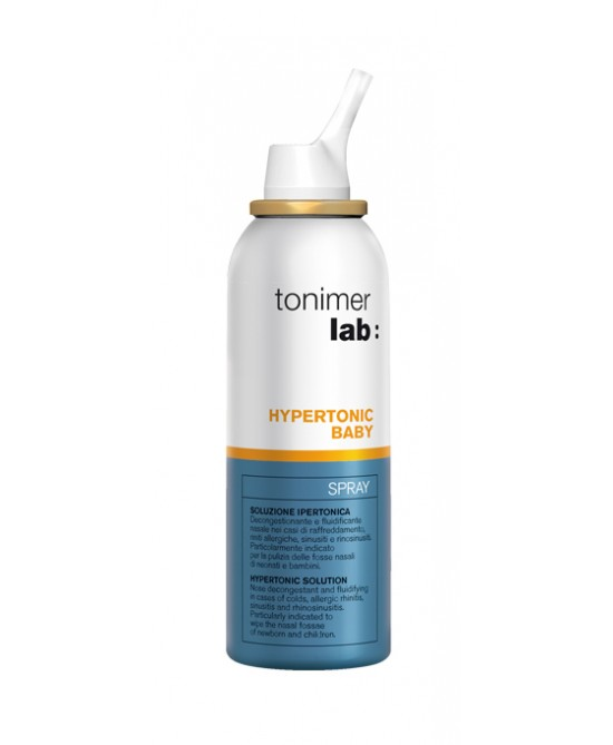 Tonimer Lab Hypertonic Baby Spray 100ml - Farmamille