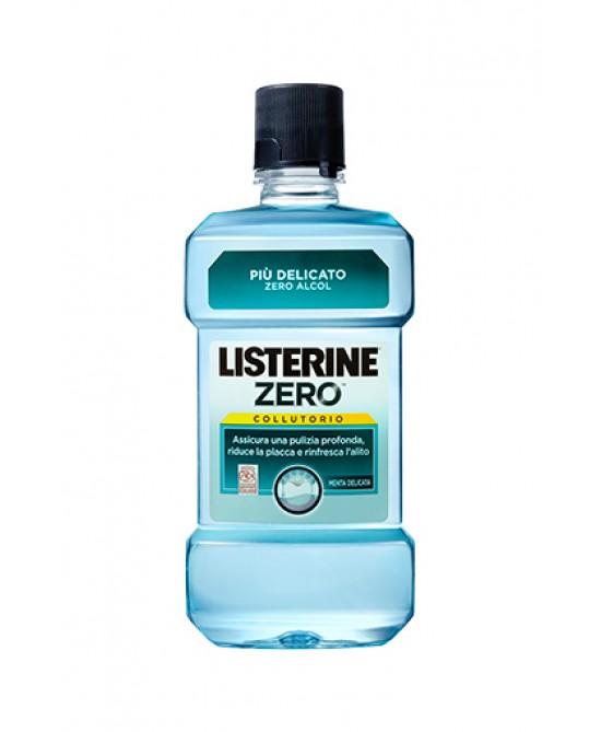 Listerine Zero Collutorio 500ml - Farmamille