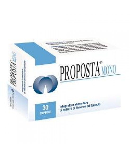 Proposta Mono 30cps - Farmacento