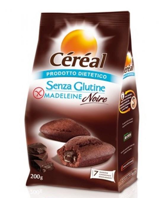 Céréal Madeleine Noire Senza Glutine 200g - Zfarmacia