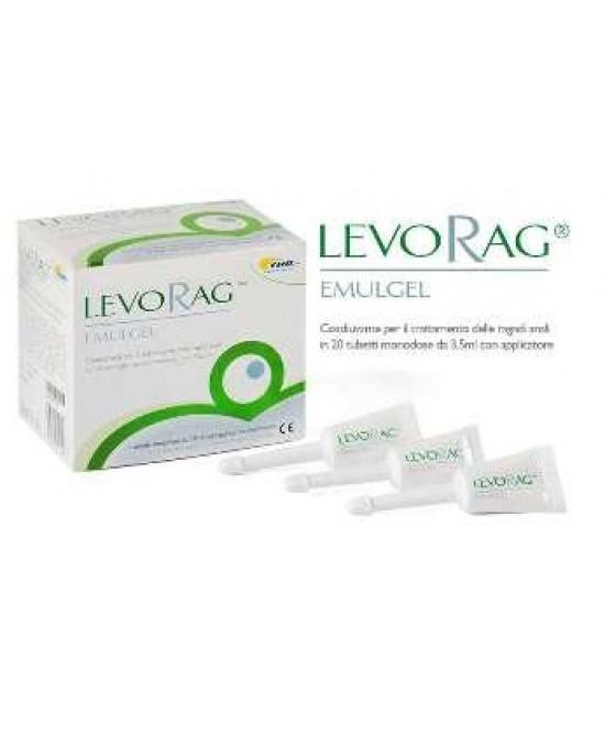 Levorag Emulgel 20tub 3,5ml - Farmacia 33