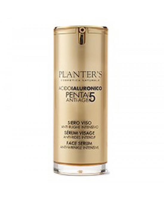 Planter's Penta 5 Siero Viso Anti-Rughe Intensivo Pelle Stanca E Opaca 15ml - FARMAEMPORIO