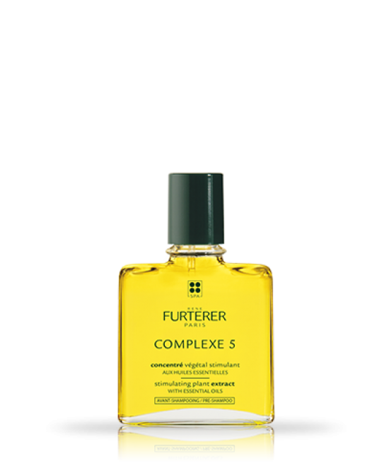 Rene Furterer Complexe 5 Concentrato Vegetale Rigenerante 50ml - Farmajoy