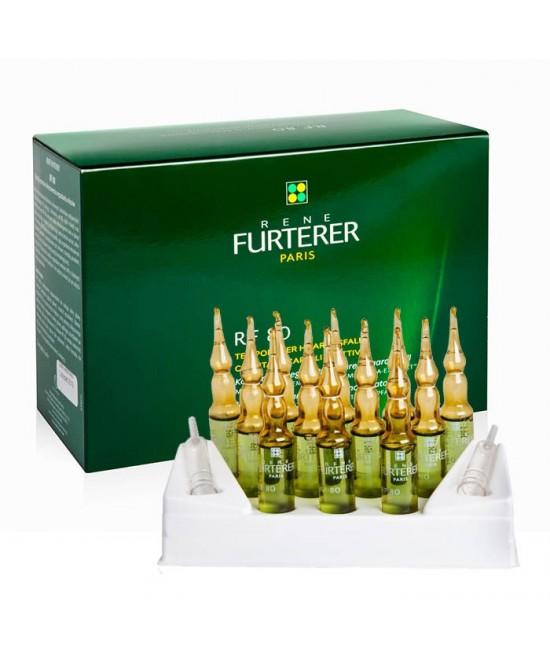 Rene Furterer RF 80 Trattamento Anticaduta Concentrato 12 Fiale - Farmacento