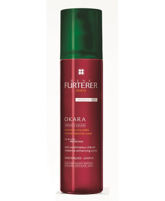 Rene Furterer Okara Protect Color Trattamento Sublimatore Luminosità 150ml - Farmacento