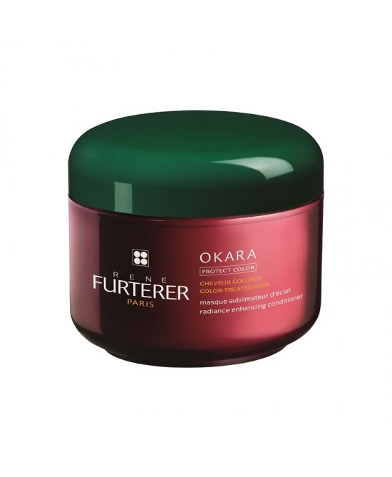 Rene Furterer Okara Protect Color Maschera Luminosità 200ml - Farmacento