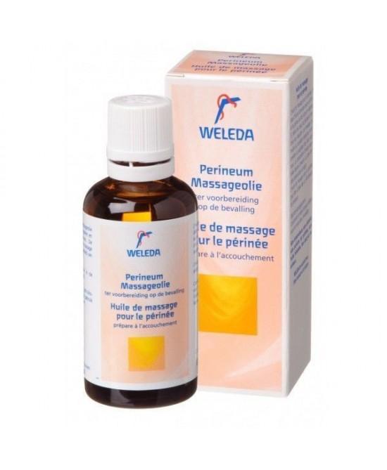 Weleda Olio Massaggio Perineale 50ml - Farmacento