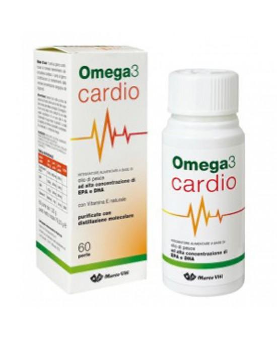 Omega 3 Cardio 60prl - farma-store.it