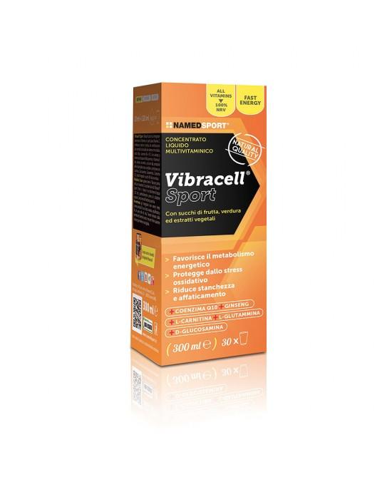 NamedSport Vibracell Sport Integratore Alimentare 300ml - La tua farmacia online