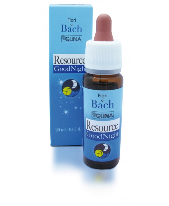 Guna Fiori Di Bach Resource Goodnight Gocce 20ml - La tua farmacia online