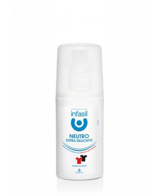 Infasil Neutro Extra Delicato Deodorante Vapo 70ml - Farmacia 33