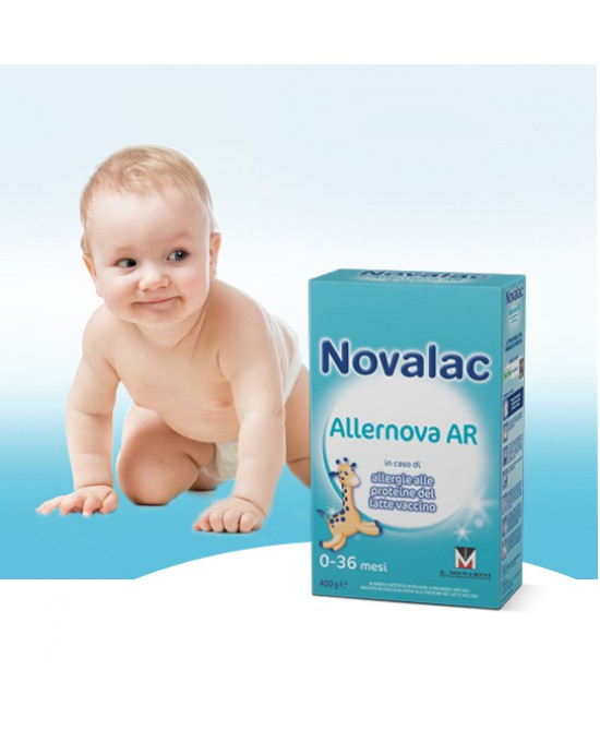 Novalac Allernova Ar 400g - Farmajoy