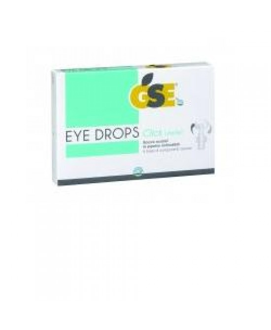 Gse Eye Drops Click Gtt 5ml - Farmacento