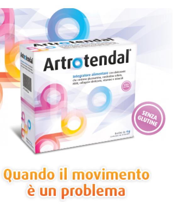 Artrotendal Integratore Alimentare 20 Bustine - Zfarmacia