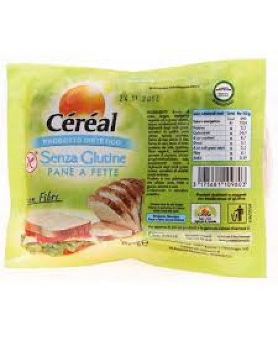 Cereal Pane A Fette Senza Glutine 200g - FARMAPRIME