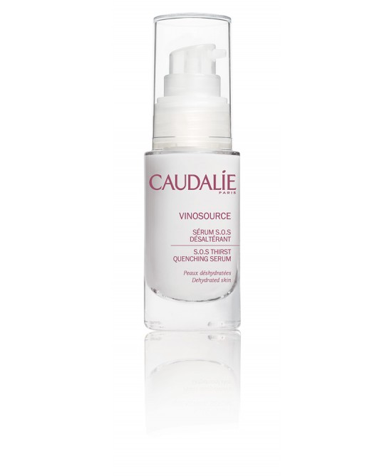 Caudalie Vinosource Siero S.O.S Dissetante 30ml - Farmastar.it
