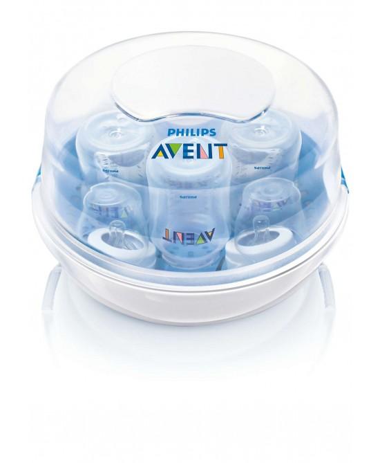 Philips AVENT Sterilizzatore A Vapore Per Microonde - Farmastar.it