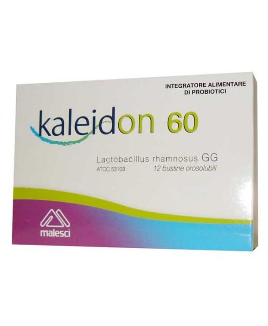 Kaleidon 60 Integratore Alimentare di Probiotici 12 Bustine - La tua farmacia online