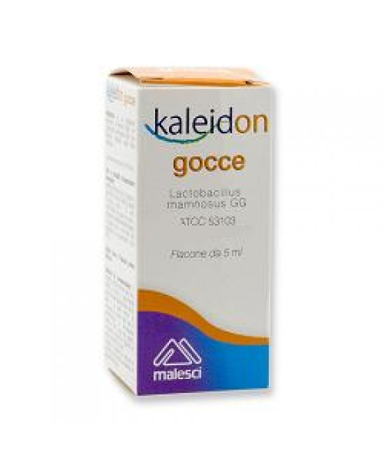 Kaleidon Gocce Integratore Alimentare di Probiotici 5 ml - La tua farmacia online
