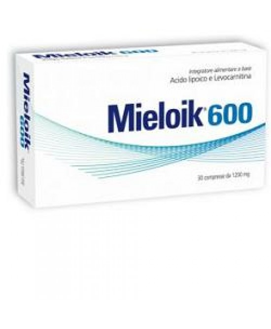 Mieloik 600 30cpr - La tua farmacia online