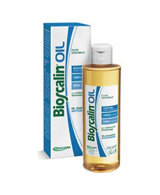 Giuliani Bioscalin Oil Shampoo Antiforfora 200ml - Zfarmacia